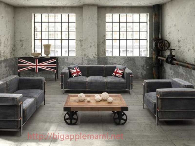 industrial living room furniture french set awesome style news home