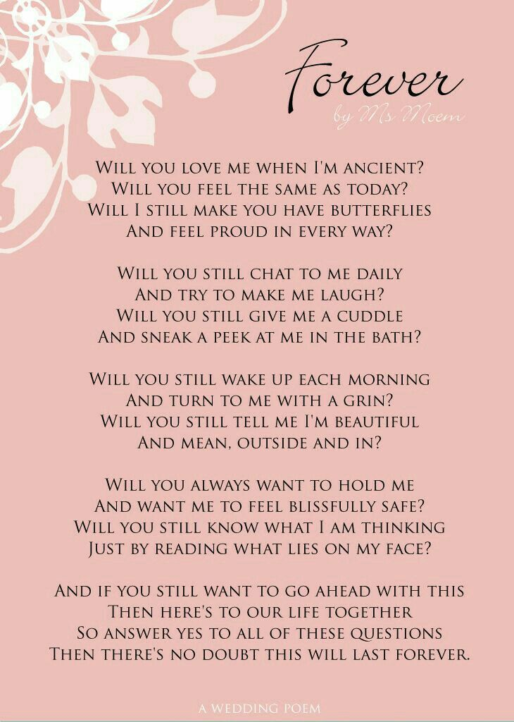 Pin by Vani on Poetry Wedding vows to husband, Wedding