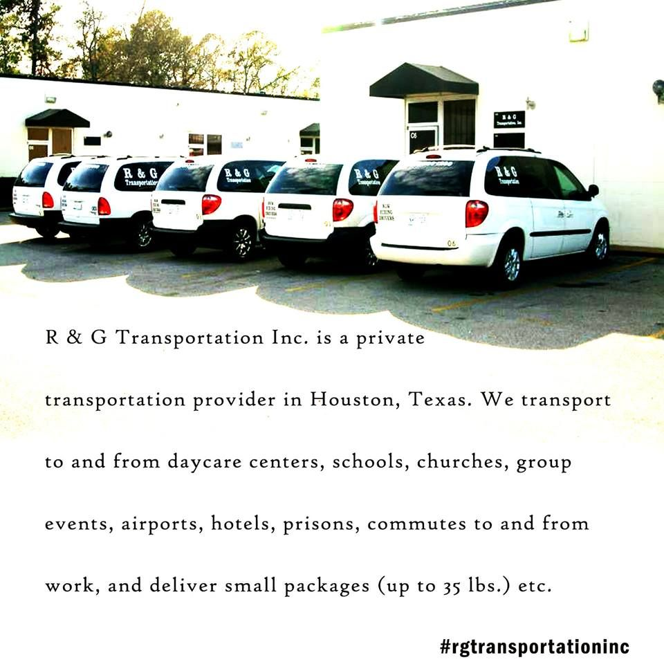 R & G Transportation Inc. is a private transportation