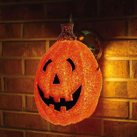 Jack O Lantern Porch Light Cover 14 99 Porch Light Covers Jack O Lantern Halloween Crafts Decorations