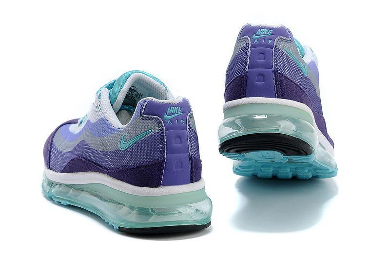 95 Shoes Cyan