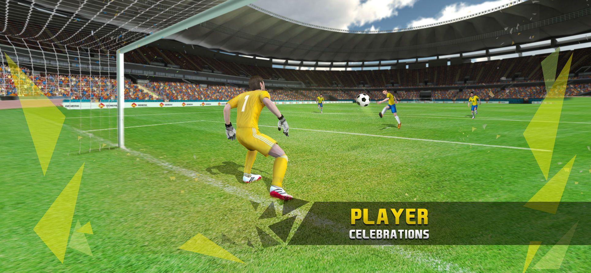 Soccer Star 2018 World Legend GamesGeneraEntertainment