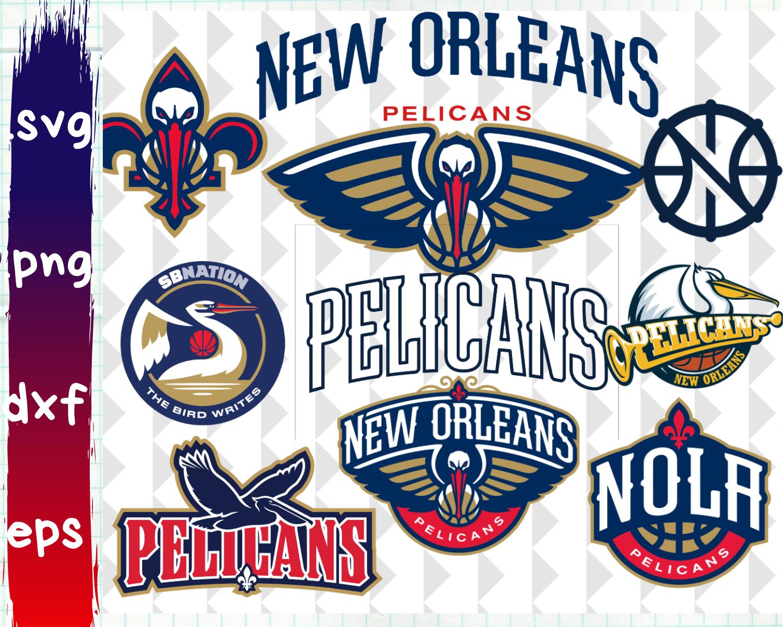 Clipartshop New Orleans Pelicans New Orleans Pelicans Svg New Orleans Pelicans Clipart New Orleans Pelicans Cricut New Orleans Pelicans Personalized T Shirts Pelican