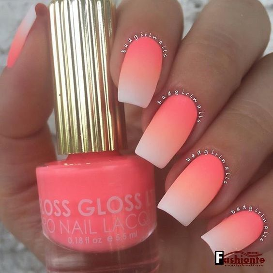 Latest Nail Art Designs For Summer 25 Pictures Nails Pinterest