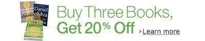 Buy Three Get Thirty Percent Off