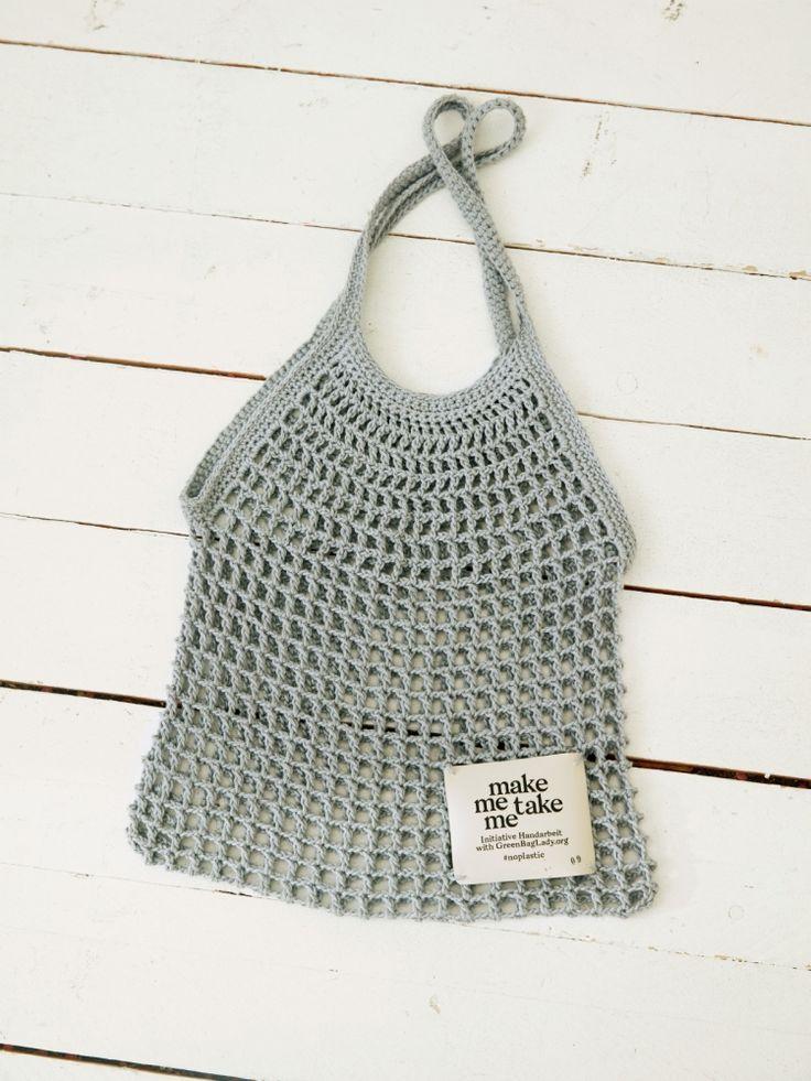 Photo of Make me take me – crochet net – initiative handmade