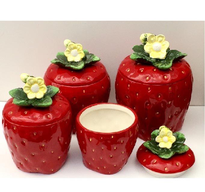 Erdbeer Küche Dekor Dies ist die neueste Informationen auf die Küche ...