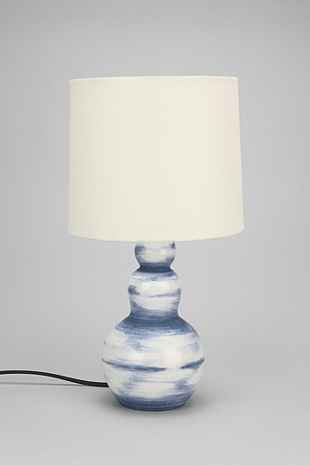 4040 Locust Ceramic Table Lamp Base - Urban Outfitters