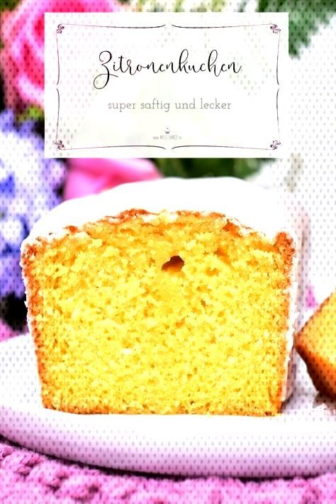 Simple and quick recipe for lemon cake Everyday kitchen - recipes for every day -  Simple recipe fr