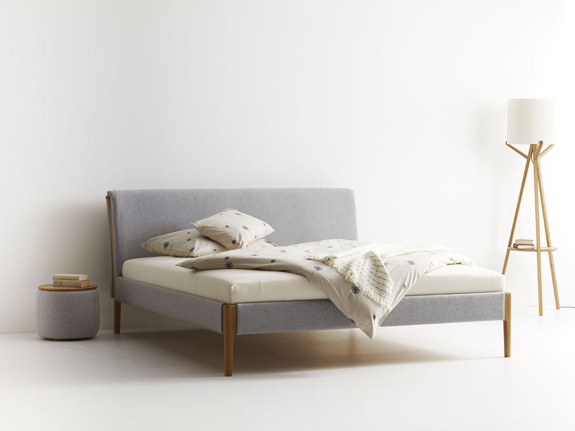 Polsterbett Lorea In 2019 R O O M D E C O R Simple Bed Bed Und