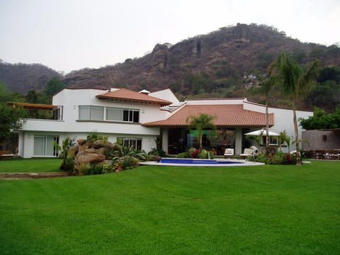 Casa mediterr nea casas modernas pinterest casas for Casa moderna mediterranea