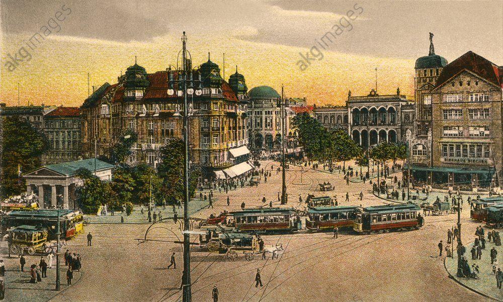 Fotos Archive Potsdamer Platz Berlin