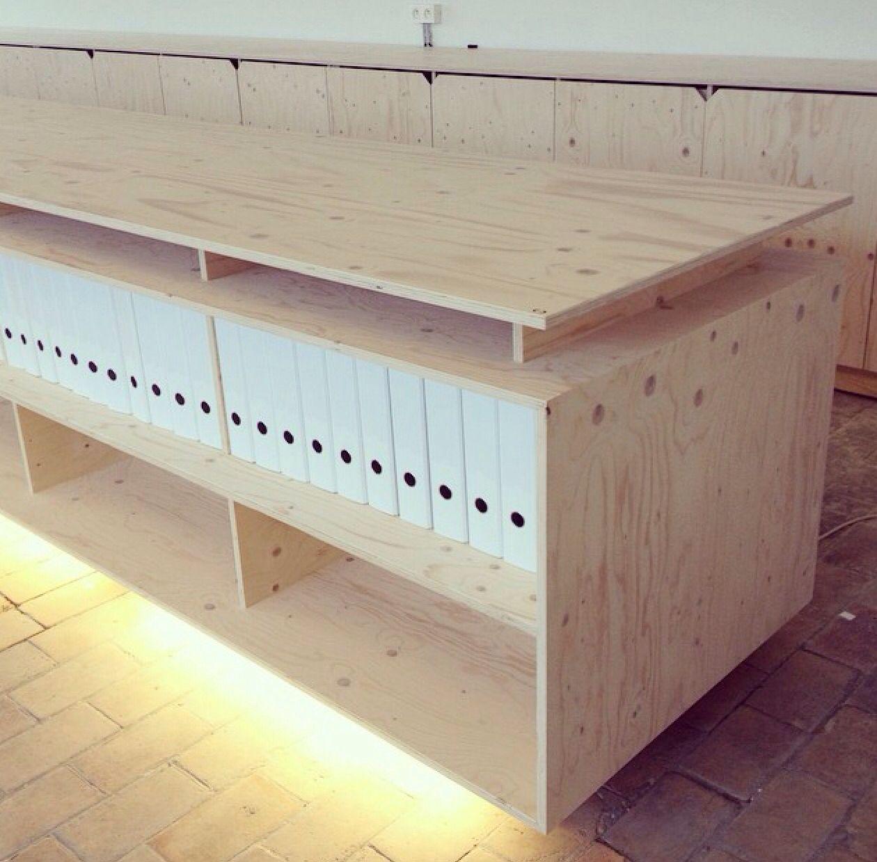 multiplex bureau in terior in 2018 pinterest m bel buero und b ro schreibtisch. Black Bedroom Furniture Sets. Home Design Ideas