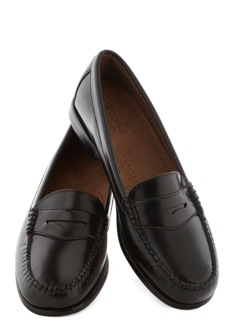 Loafers, Shoes, Leather slip on shoes