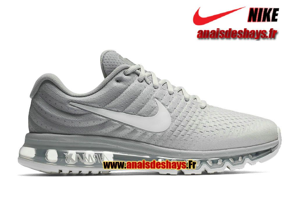 best sneakers fafbc 080a7 Chaussures Running Pour Homme Nike Air Max 2017 - Voir les chaussures de  sport Nike Pas