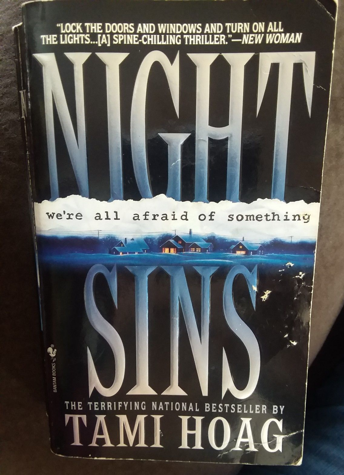Tami Hoag Night Sins Tami Hoag Books To Read My Books