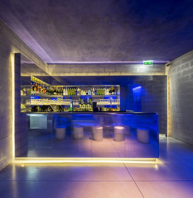 Instalacao Nightclub, Porto, Portugal   Andy Warholu0027s Factory Inspired Some  Of The Ideas For