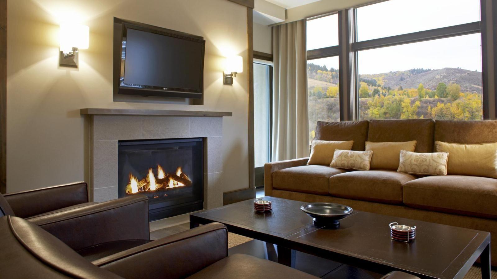 Zeitgenössische Wohnzimmer Design TV Wand Dekoration Stil ...