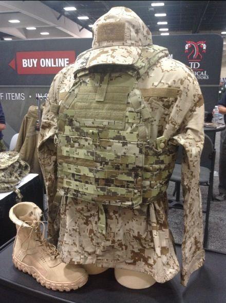 hyperstealth US4CES Arid-Shirt, US4CES OCIE-Vest ...
