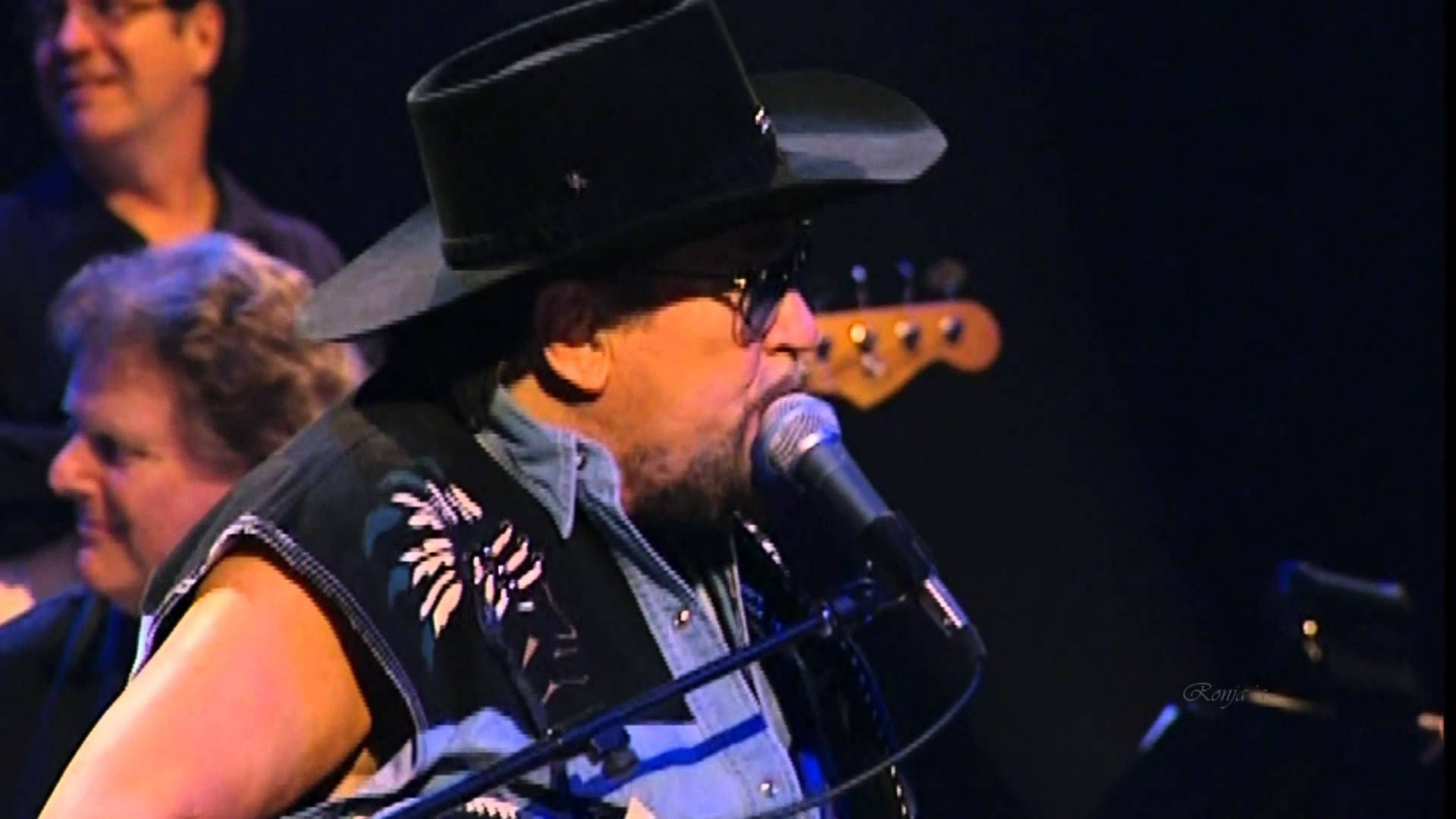 Waylon Jennings Never Say Die With Waymore Blues Band