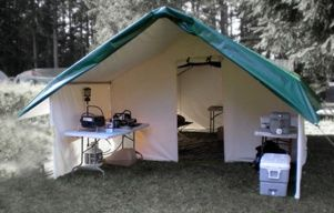Insulated Cave - Insulated Canvas Wall Tent - VantagePoint Outfitters | Hunting and Archery Gear | : deluxe wall tents - memphite.com
