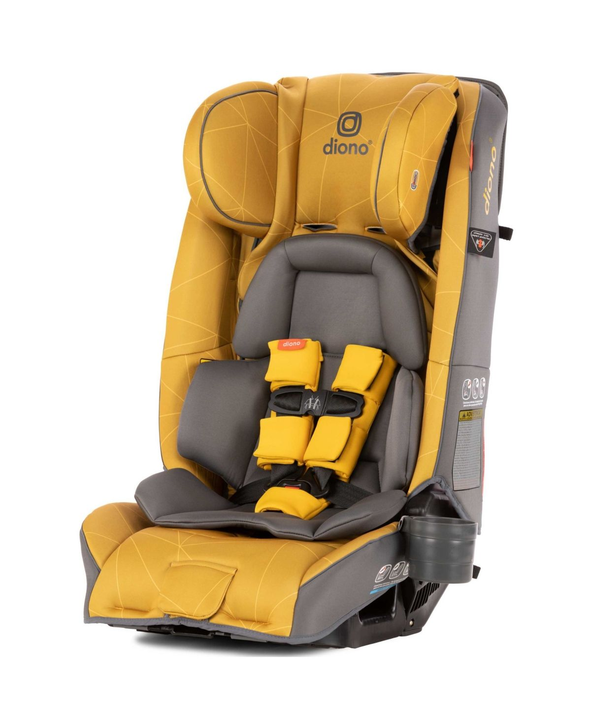 Diono Radian 3 RXT AllInOne Convertible Car Seat and