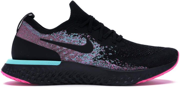 otoño Laos Amarillento  Nike Epic React Flyknit South Beach | Zapatillas