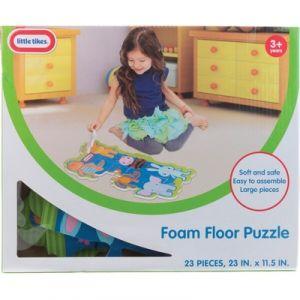 Find The Little Tikes Little Tikes 23 Piece Foam Floor Puzzle By Little Tikes At Mills Fleet Farm Mills Has Low Price Floor Puzzle Foam Flooring Little Tikes