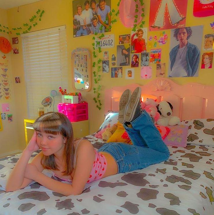 Indie Room Decor Indie Bedroom Retro Room