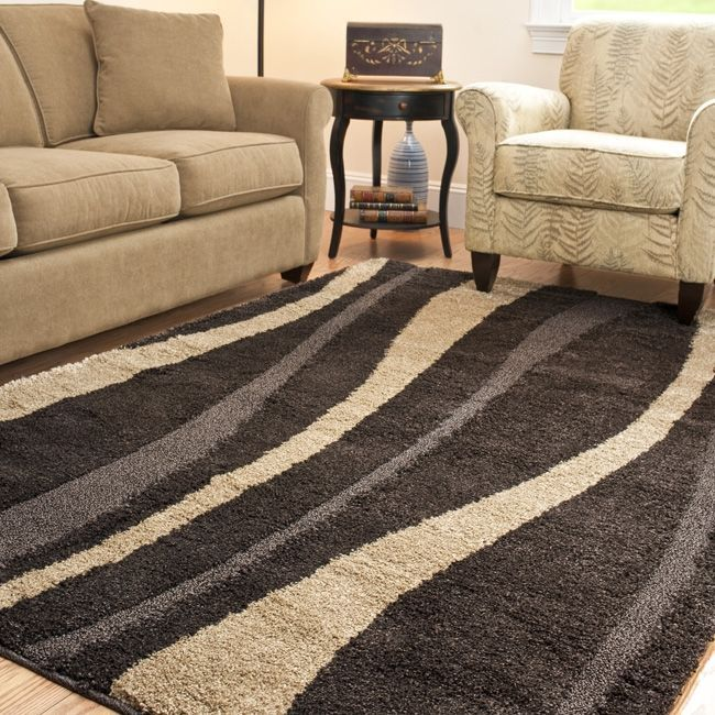 Overstock Com Online Shopping Bedding Furniture Electronics Jewelry Clothing More In 2020 Brown Shag Rug Cream Shag Rug Rugs