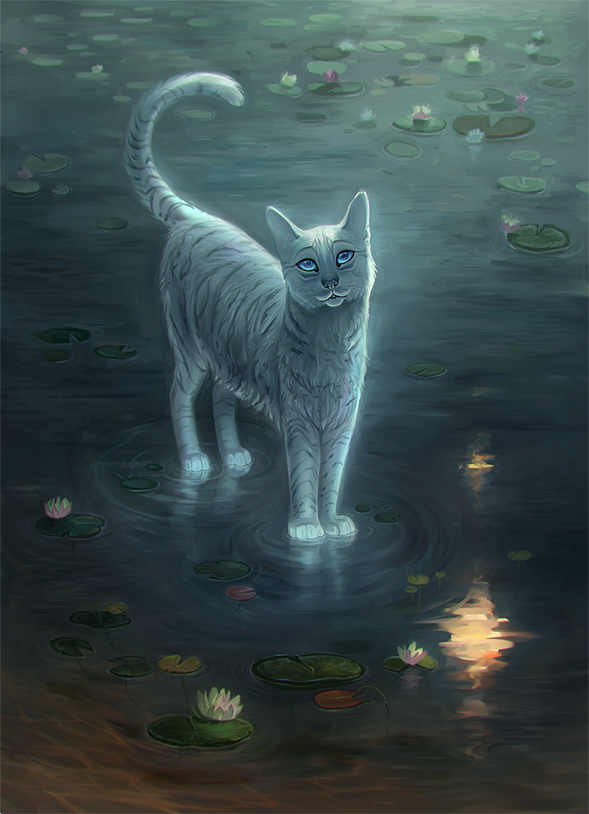 SilverStream? Warrior cats, Warrior cats series, Warrior