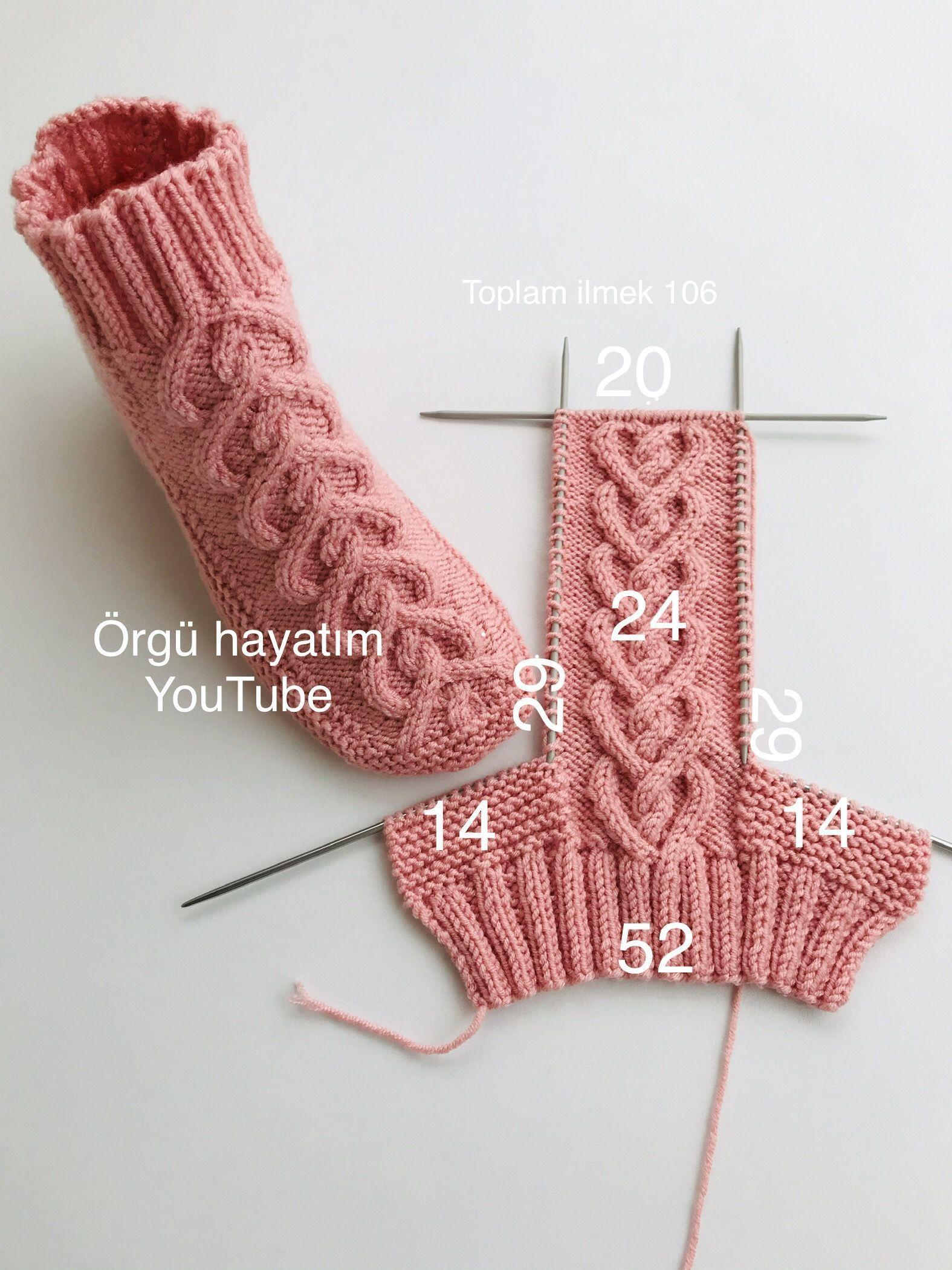 Burgulu Kalp Patik - Stricken ist so einfach wie 1, 2, 3 Stricken ist an ..., #on #Bu ... - Welcome to Blog