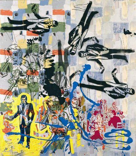 Deutsche Bank Artmag 60 News Nachruf Sigmar Polke Kunst Ideen Stadel Museum Zeichenvorlagen