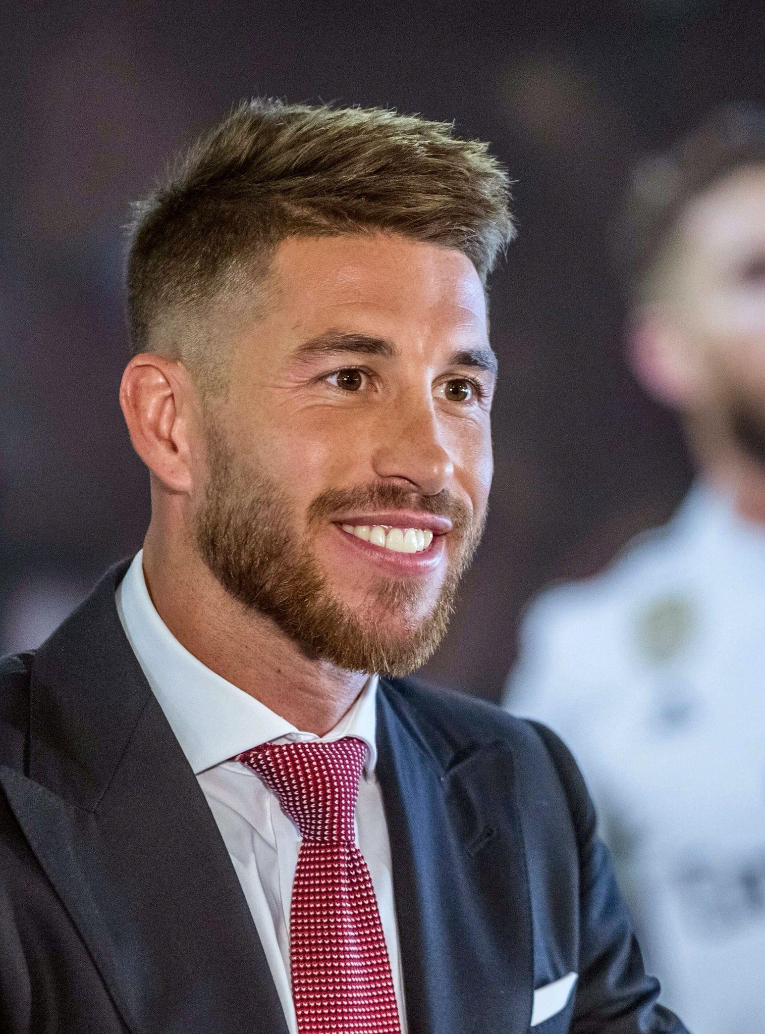 Spis Sportowy Sport Raport Sergio Ramos 1