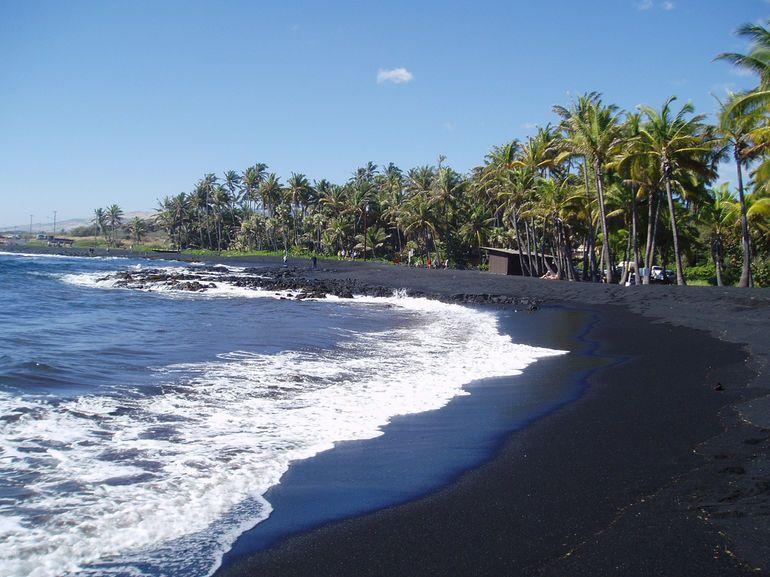 Punalu U Black Sand Beach Oahu I Ve Been Here But Wanna Go Back