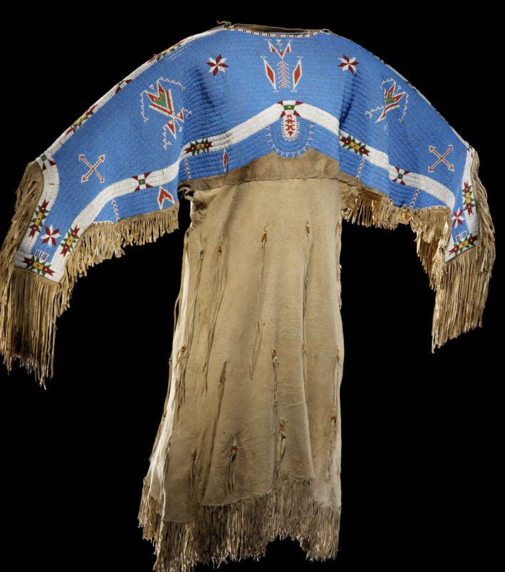 native american ethnic clothing native amerian beadwork and art pinterest indianer sioux. Black Bedroom Furniture Sets. Home Design Ideas
