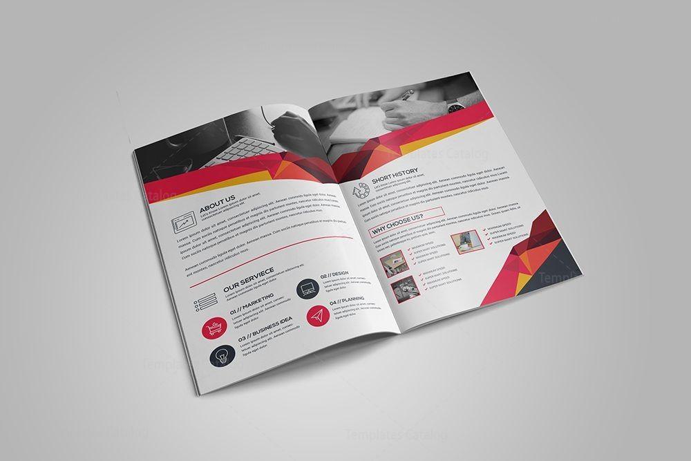 A4 Bifold Brochure Template 000433 Template Catalog Brochure Template Brochure Brochure Design Template