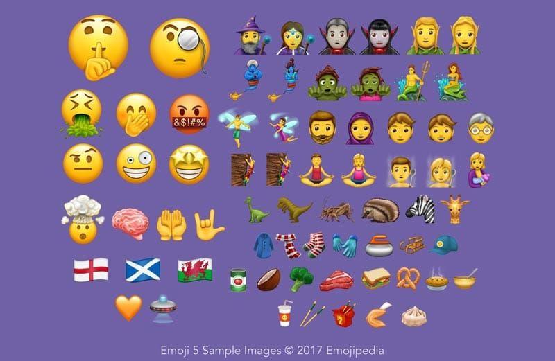 Andre On Twitter Emoji New Emojis Android Emoji