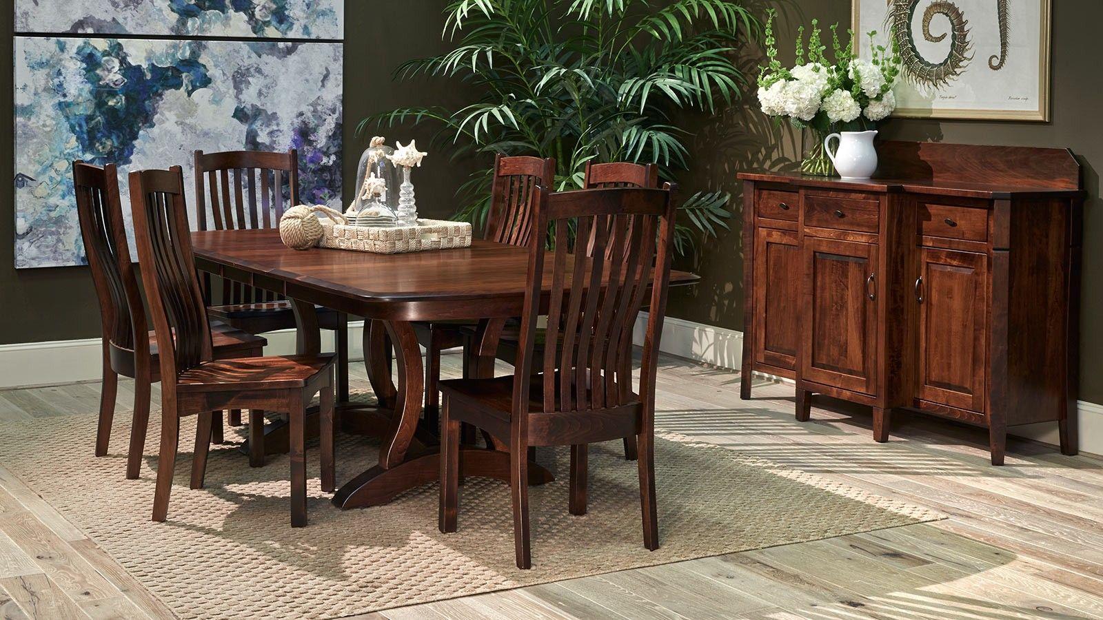 Richfield Brown Maple Dining Room  Gf Design A Room Contest 2016 Fascinating Maple Dining Room Table Design Ideas