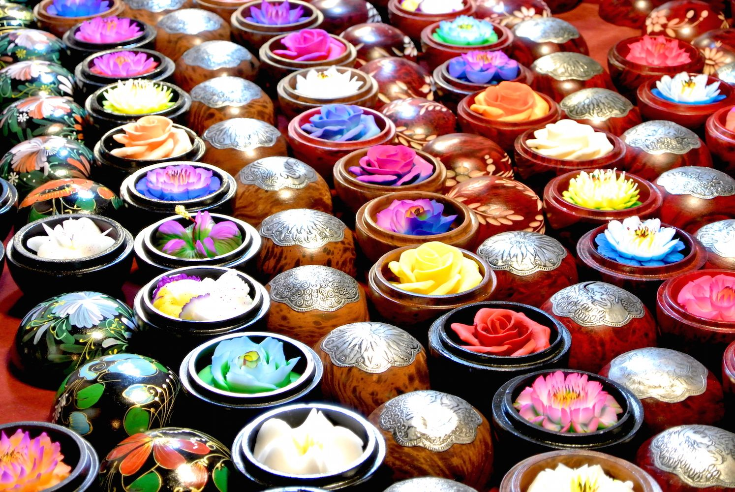 If You Re Unsure What To In Northern Thailand As A Souvenir The Chiang Mai Night Bazaar Is Basically One Stop Full Of Great Options