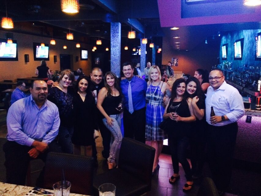 Networking in Rancho Cucamonga!!