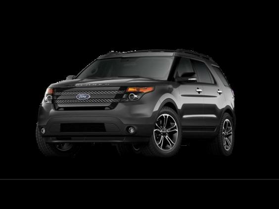 2015 Ford Explorer Sport In Magnetic Ford Explorer 2015 Ford Explorer Sport Ford Explorer Sport