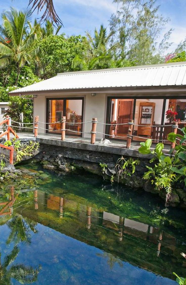 private cottage rental with a six person hot tub near p hoa hawaii rh pinterest com private cottage rentals haliburton ontario private cottage rentals nova scotia