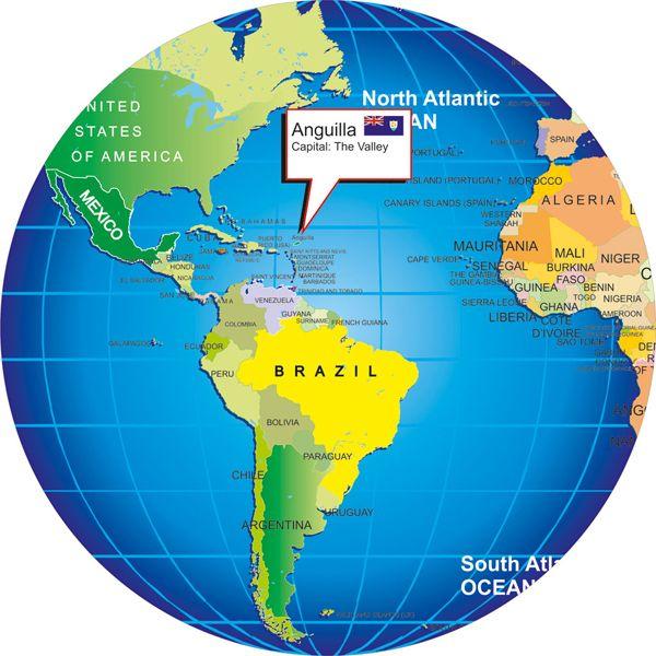 where is anguila Where is Anguilla Travel Anguilla BWI