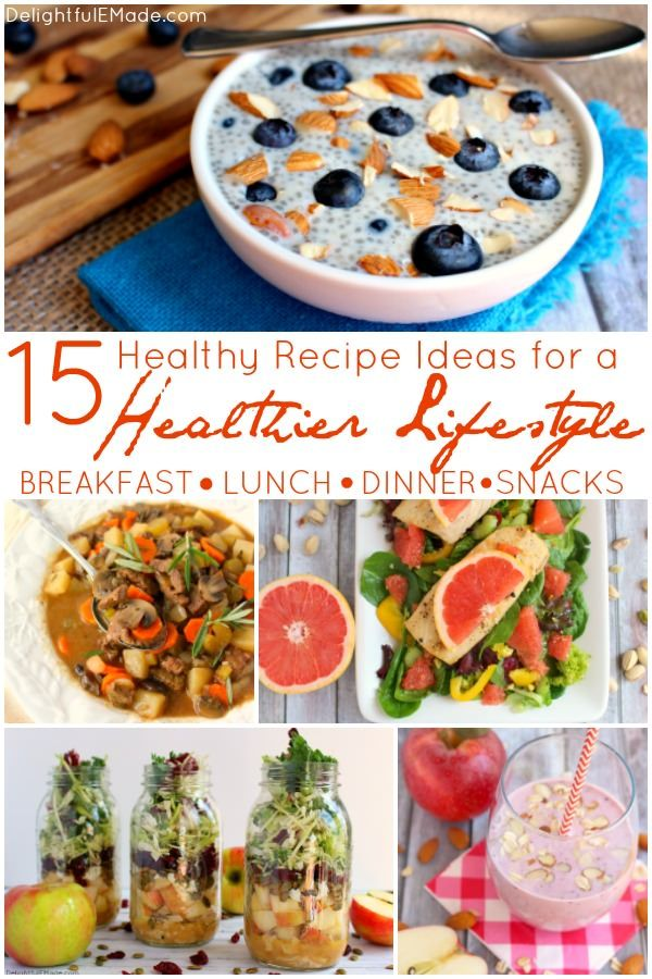 Looking to start a weight loss journey or maybe just need to add some healthier meal options into your everyday routine?  These 15 simple, easy and fresh recipes are just as satisfying as they are delicious!  Great for jump-starting your healthy New Years resolutions, too! #TriplePFeature