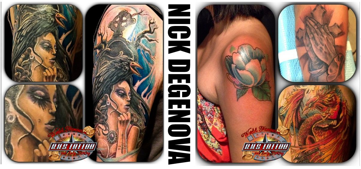 Some Recent Tattoos By Bhs Ink Artist Nick Degenova We Are Open Until 10pm And Taking Walk Ins Come Get A Brand New With Images Brand New Tattoos Shoe Tattoos Tattoos