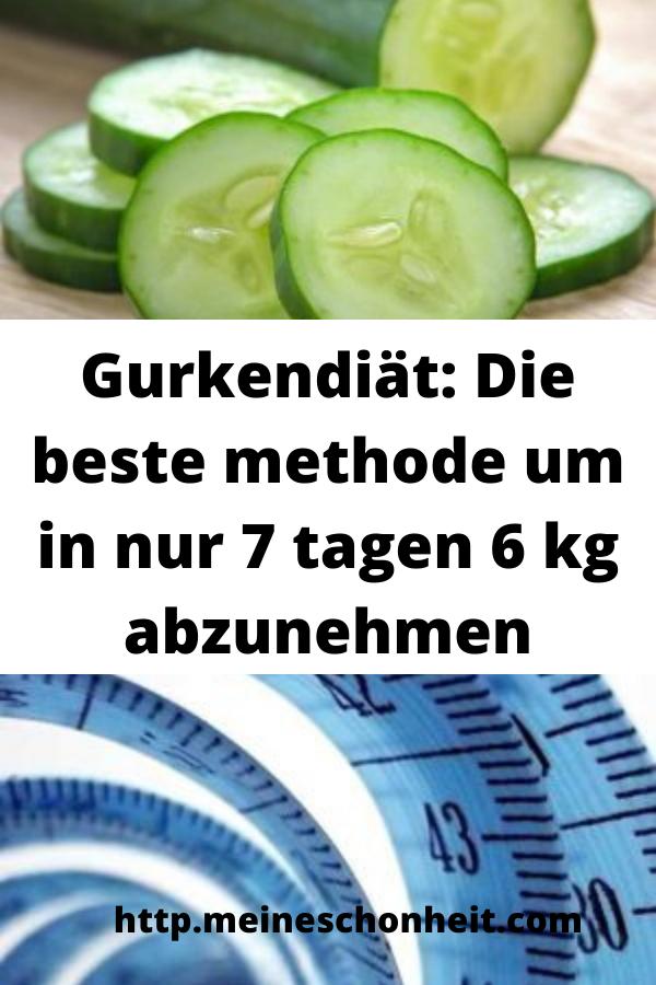 Beste Methode zur Gewichtsreduktion