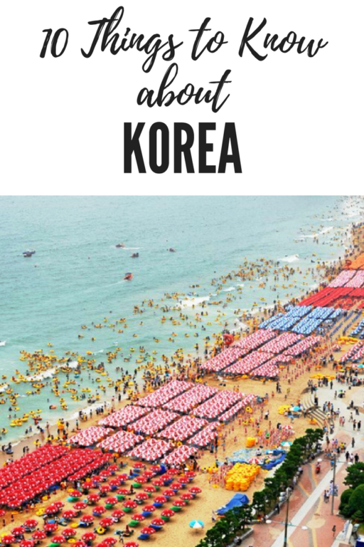 10 Things to Know about Korea