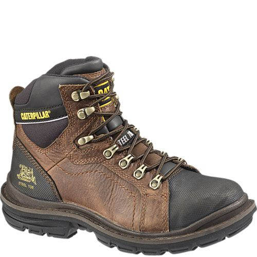 CAT Footwear Mens Premier 8 Wr Tx Ct S3 HRO Src Safety Boots