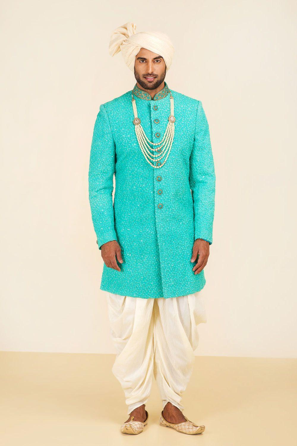 Cute Latest Wedding Suits For Indian Groom Photos - Wedding Ideas ...